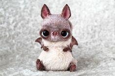 bat rabbit by da-bu-di-bu-da.deviantart.com on @DeviantArt