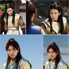"Stills of Ji Chang Wook from ""Empress Ki"" Released"