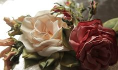 roses by Valentina Razenkova - Разенкова Валентина Васильевна