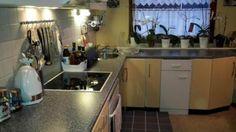 Komplette Küche in vanillegelb/weiß zu verkaufen (Rondell etc) in Saarland - Merchweiler   eBay Kleinanzeigen