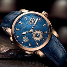 Fresh looks and incredible details on the Ulysse Nardin Dual Time Manufacture Price: $18,200