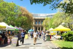 Farmers' Market at the University of Melbourne - City of Melbourne Wednesdays 10:30-14:30