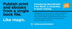 Beautiful books. Made by you. | Blurb Books