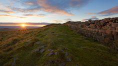 ITAP of Hadrians Wall http://ift.tt/2gPefYW