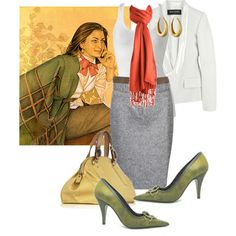 art inspired outfits. makes me want to get a job so I have a reason to wear it!