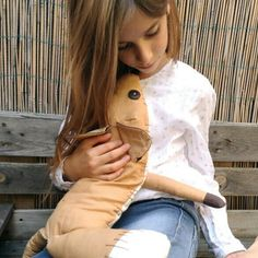 Pdf sewing pattern lovely Fox The little prince
