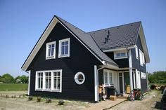 Opgeleverde woning Texel. Nu de tuin nog! Dan is het helemaal af!
