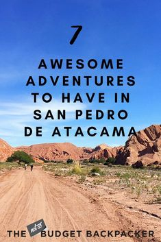 Most travelers will find themselves here pre or post salt flats trip, but don't write it off there are many things to do in San Pedro de Atacama to keep you entertained for 48 hours. Things to do in San Pedro De Atacama Chile, San Pedro De Atacama travel, Chile travel, things to do in San Pedro Chile / activities in San Pedro De Atacama / San Pedro De Atacama things to do / San Pedro De Atacama Day Tours / San Pedro De Atacama desert / San Pedro De Atacama Pueblo
