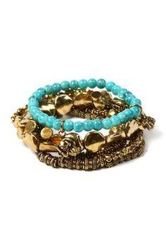 Zoria Bracelet Set