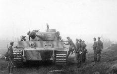 Panzerkampfwagen VI Tiger - tank