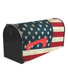 Loving this old glory mail box on zulily zulilyfinds