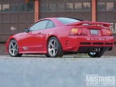 2000 Saleen - Third Time's A Charm - Muscle Mustangs & Fast Fords Magazine Photo & Image Gallery Sn95 Mustang, Ford Mustang Saleen, 2003 Ford Mustang, Mustang Bullitt, Ford Mustangs, Mustang Emblem, Vintage Mustang, Lifted Ford Trucks, Pony Car