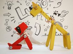 doglamp dog lamp kutyalámpa gyerekszoba gyerekek kidsroom kids lakberendezés petlamp ledlamp lamp designlamp lámpa design designbútor home otthon Giraffe, Advent Calendar, Reading, Holiday Decor, Design, Home Decor, Felt Giraffe, Decoration Home, Room Decor