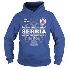 I Love  Serbia  T-Shirt