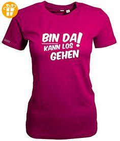BIN DA KANN LOS GEHEN - Sorbet - WOMEN T-SHIRT by Jayess Gr. XXL (*Partner-Link)