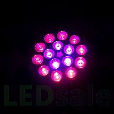 15W E27 LED Vekstlys