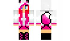 minecraft skin elV4L3-Team-Girl Find it with our new Android Minecraft Skins App: https://play.google.com/store/apps/details?id=the.gecko.girlskins
