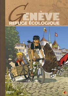 Un livret pédagogique avec une BD qui vous plonge au coeur de la biodiversité de la ville de Genève