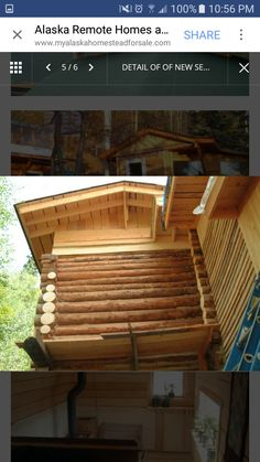 Alaska Homestead, Homesteading, Remote, Stairs, Home Decor, Stairway, Decoration Home, Staircases, Room Decor
