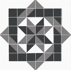 Half Square Triangle Quilts Pattern, Quilt Square Patterns, Barn Quilt Patterns, Square Quilt, Big Block Quilts, Modern Quilt Blocks, Star Quilts, Barn Quilt Designs, Quilting Designs