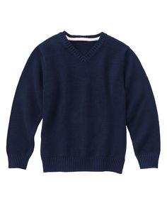 V-Neck Sweater at Gymboree