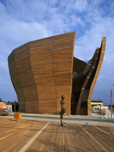 Hungarian pavillion (Expo2000)