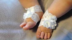 Beautiful Babies Barefoot Sandals