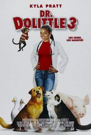 Watch Dr. Dolittle 3 Full Movie. Lisa Dolittle sends her daughter to 'Durango', a Dude Ranch, to find herself. While there, she uses her talent to talk to the animals in order to save Durango from being taken over by a neighboring Ranch.