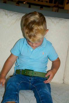 #Belt_for_Kids #TieUpsStyle