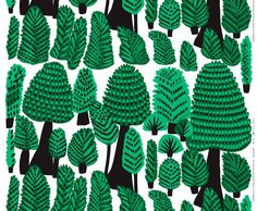 Another Marimekko print that I love. I think I will soon need to post a Board titled just Marimekko! Motifs Textiles, Textile Patterns, Textile Design, Fabric Design, Pretty Patterns, Color Patterns, Design Patterns, Surface Design, Marimekko Fabric
