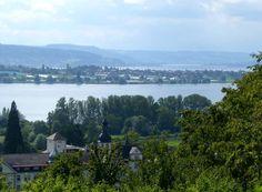 """* Ilha de Reichenau *  """"Lago Constance"""". Konstanz, Alemanha."""