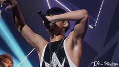 The type of armpit hair that I would love to lick... | HAIRYKPOPPITS  I'm dead 🙈😂💕💕