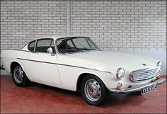 Volvo P1800  According to one reader, it looks even better if you remove its front and rear bumpers.