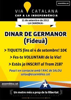 DINAR DE GERMANOR - Tiquets Salou