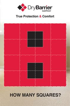Can you guess, how many squares are there? Squares, Puzzle, Diy, Puzzles, Bobs, Bricolage, Do It Yourself, Homemade, Diys