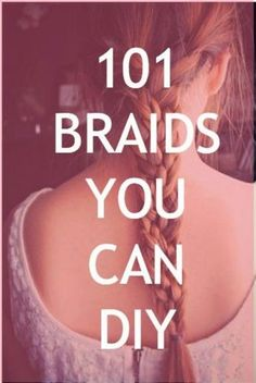 wanna give your hair a new look ? Braided hairstyles is a good choice for you. Here you will find some super sexy Braided hairstyles, Find the best one for you, Pretty Hairstyles, Braided Hairstyles, Curly Hair Styles, Natural Hair Styles, Tips Belleza, Great Hair, Hair Dos, Gorgeous Hair, Hair Designs