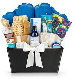 Spa Gift Baskets: Serenity Spa Gift Set