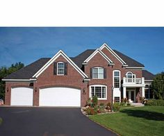 Eplans Colonial House Plan - Four Bedroom Colonial Home - 3194 Square Feet and 4 Bedrooms(s) from Eplans - House Plan Code HWEPL69500