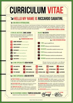 1000+ images about Curriculum Vitae on Pinterest | Graphic resume ...