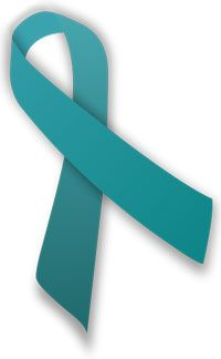 September Is National Ovarian Cancer Month #ovarian_cancer #ovarian #cancer #month #september #fight #survive #thrive