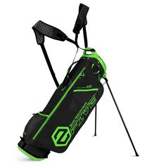 Sun mountain 2 Five Stand Carry Bag BLACK-ENVY