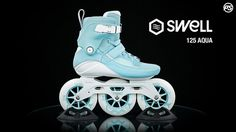 Powerslide Swell 125 Aqua Fitness Inline Skate