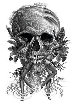 #Skull Illusion