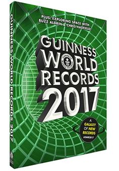 Guinness World Records 2017 • English Wooks