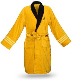 ThinkGeek :: Star Trek Bathrobes