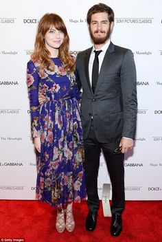 Not meant to be: Emma reportedly split from her on-off boyfriend of four years Andrew, 32, a couple of months ago