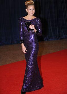 Kate Hudson in Jenny Packham