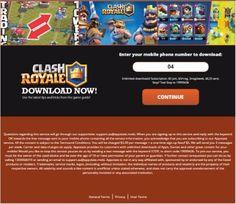 Download Clash Royale!