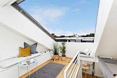 FINN – Majorstuen - Attraktiv 3-roms toppleilighet o/2plan m/100 m² gulvareal…