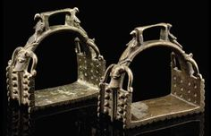 Pair of Mughal stirrups sold in 2010 by http://www.christies.com/lotfinder/ZoomImage.aspx?image=/lotfinderimages/d53606/d5360614&IntObjectID=5360614